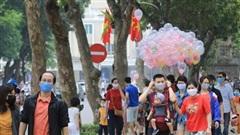 Khách du lịch đến Hà Nội trong tháng 7 đạt gần 1,2 triệu lượt