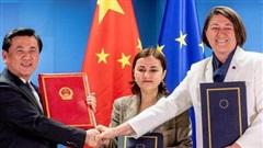Trung Quốc và EU đàm phán, Mỹ có thể 'ngửi thấy mùi máu'