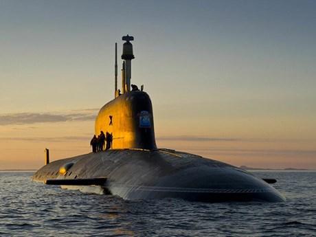 Tàu ngầm hạt nhân mới nhất của Nga chuẩn bị thử nghiệm cấp nhà nước