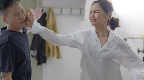 Miu Lê có chuyện tình với cả 4 chàng trai nhóm Da LAB
