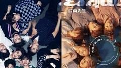 Ảnh tạp chí đầu tiên của các nhóm từ chương trình tuyển chọn: The9 hay Bonbon Girls 303 thu hút hơn?
