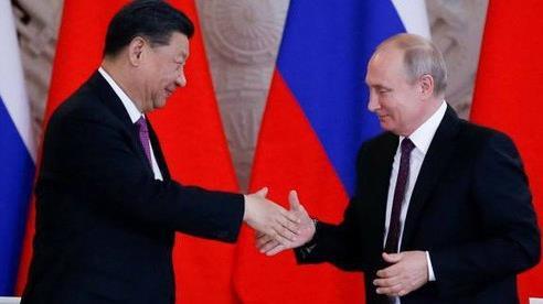 Mỹ tính sao khi nhìn thấy 'mối nối' Nga - Trung