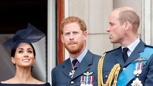 Harry chỉ trích William 'hợm hĩnh' vì dùng từ này để nói về Meghan