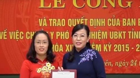 Công bố nhiều quyết định nhân sự của Ban Bí thư Trung ương Đảng