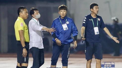 Thông tấn Hàn Quốc viết không chính xác về việc HLV Chung Hae-soung bị nội bộ CLB TP HCM 'bẻ ghế'