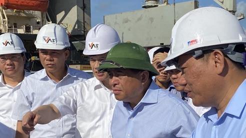 Bộ trưởng Nguyễn Chí Dũng đôn đốc giải ngân vốn đầu tư công tại địa phương