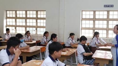 Công bố điểm thi tuyển sinh lớp 10 tại thành phố Hồ Chí Minh
