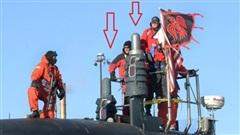 Tổ hợp Filin của Nga xuất hiện trên một tàu ngầm Mỹ?