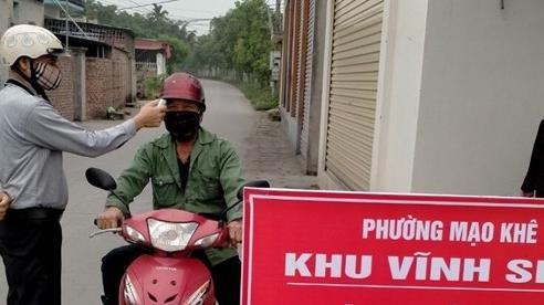 Quảng Ninh tái thiết lập các tổ công tác chống dịch thôn bản, khu phố