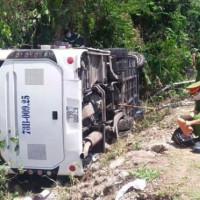 Vụ tai nạn xe khách 15 người chết: Nhiều cán bộ, lãnh đạo tỉnh Quảng Bình tử vong