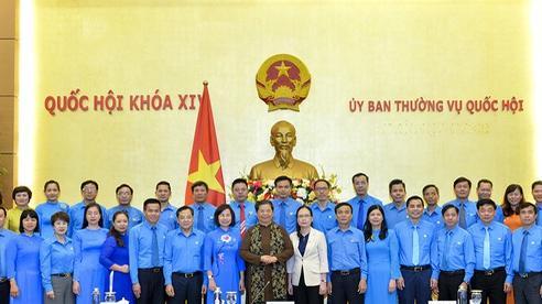 Phó Chủ tịch Thường trực Quốc hội gặp mặt cán bộ Công đoàn Thủ đô