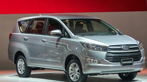 Giá xe ôtô hôm nay 28/7: Toyota Innova ưu đãi 40 triệu đồng