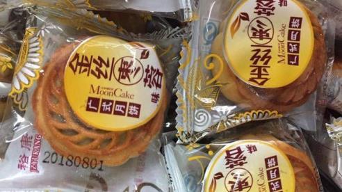 Bánh trung thu mini 'Trung Quốc' chỉ hơn 2.000 đồng bán đầy chợ mạng