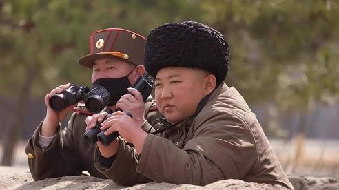 Ông Kim Jong-un: Sẽ không còn chiến tranh nhờ vũ khí hạt nhân