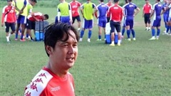 Trợ lý Minh Phương nói gì về HLV Hữu Thắng trong ngày ra mắt CLB TP.HCM?