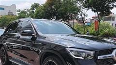 Kỳ công độ cửa hít, mâm lớn, chủ nhân Mercedes-Benz GLC 300 AMG bán xe khi vừa chạy 8.000 km