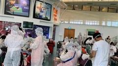 Đưa 230 công dân Việt Nam mắc kẹt tại Đài Loan về nước an toàn