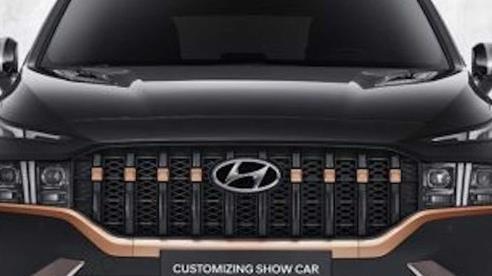 Hyundai Santa Fe đời mới tăng hấp dẫn với gói trang bị thể thao N Performance