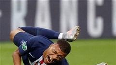 Kylian Mbappe lỡ tứ kết Champions League vì chấn thương