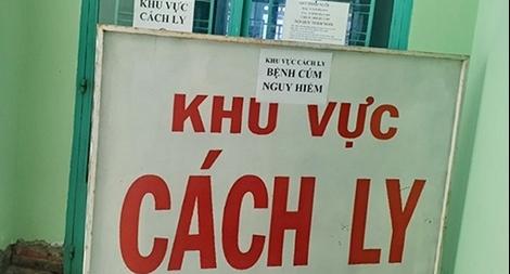 Phú Yên cách ly một bệnh nhân sốt sau khi đi Đà Nẵng về