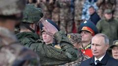 Tư lệnh Tối cao Lực lượng vũ trang Nga: Vladimir Putin!