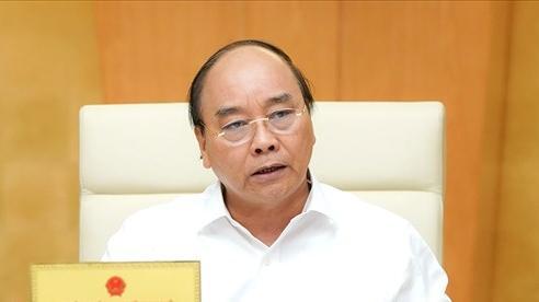 Thủ tướng: Khống chế tốc độ lây nhiễm COVID-19, không để vỡ trận