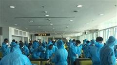 Đưa công dân Việt Nam từ Brunei về nước