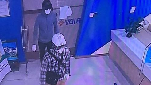 Khám phá vụ cướp ngân hàng trong 40 giờ là chiến công xuất sắc