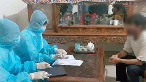 Bệnh nhân 435 đi cùng bạn trai về Hà Tĩnh trước khi mắc Covid-19