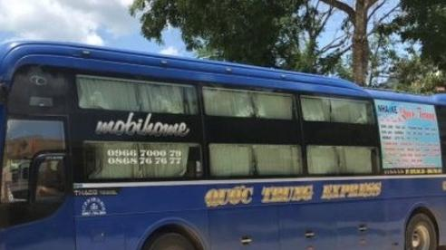 Thông báo khẩn: Những người đi trên xe khách Quốc Trung (Thanh Hoá) đến ngay cơ sở y tế để khai báo
