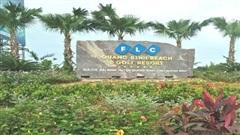 FLC chưa khắc phục hết hậu quả tại dự án Quảng Bình