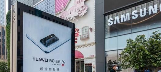 Huawei 'vượt mặt' Samsung, giành vị trí nhà sản xuất smartphone số 1