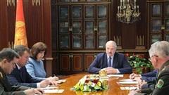 Cáo buộc can thiệp bầu cử, an ninh Belarus đột kích 32 chiến binh Nga: TT Lukashenko đòi Moskva giải thích