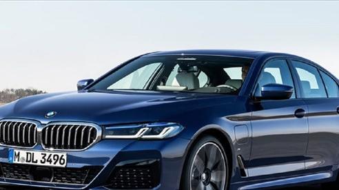 BMW series 5 sẽ có phiên bản chạy điện