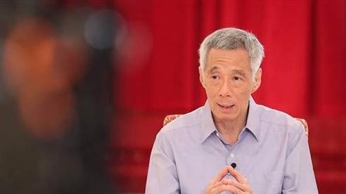 Ông Lý Hiển Long nói quan hệ Mỹ-Trung ở mức 'rất nguy hiểm'