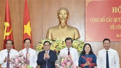 Đồng chí Phạm Viết Thanh giữ chức Bí thư Tỉnh ủy Bà Rịa - Vũng Tàu