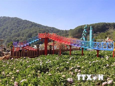 Yêu cầu Lâm Đồng xử lý dứt điểm vi phạm ở Vườn thượng uyển bay