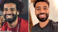 Salah 'lột xác', người hâm mộ Liverpool thích thú