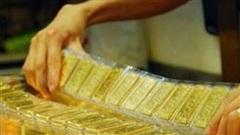 Giá vàng SJC tăng lên sát mốc 58 triệu đồng/lượng