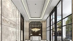 'Xiêu lòng' với căn hộ mẫu đẹp như 'nàng thơ' tại King Palace