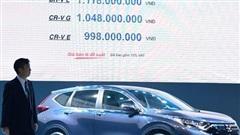 Hưởng ưu đãi 50% trước bạ, đây là giá lăn bánh của Honda CR-V 2020 vừa ra mắt