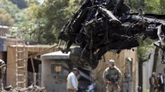 Mỹ ngầm đe dọa Nga vì cắn răng rút khỏi Afghanistan?