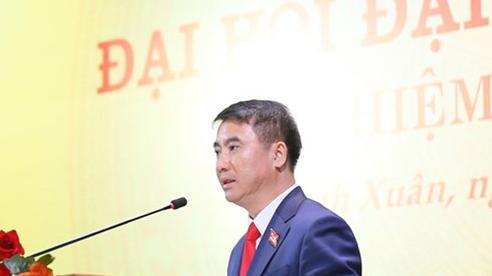 Đồng chí Nguyễn Xuân Lưu tái đắc cử chức vụ Bí thư Quận ủy Thanh Xuân