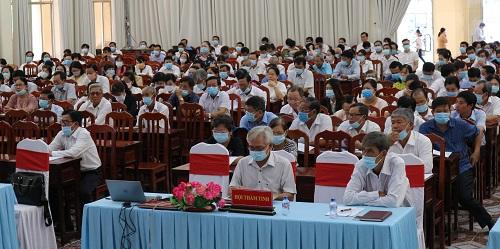 TAND tỉnh Đồng Tháp tổ chức tập huấn nghiệp vụ