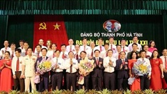 Thành phố Hà Tĩnh phấn đấu trở thành một trong những đô thị trung tâm vùng Bắc Trung Bộ