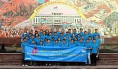 Đoàn thanh niên Tổng công ty Khí Việt Nam thực hiện chương trình về nguồn tại Tây Ninh