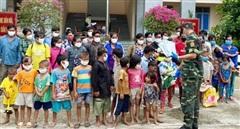 Phát hiện 41 người nhập cảnh trái phép vào Việt Nam