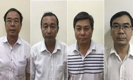Ông Nguyễn Thành Tài cùng đồng phạm gây thất thoát gần 2.000 tỷ đồng