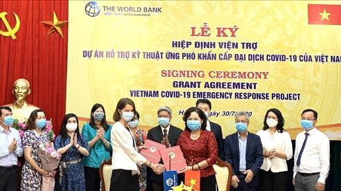 WB hỗ trợ 6,2 triệu USD ứng phó dịch COVID-19