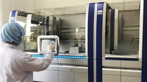 Quảng Nam: Tăng cường 2 máy xét nghiệm Covid-19